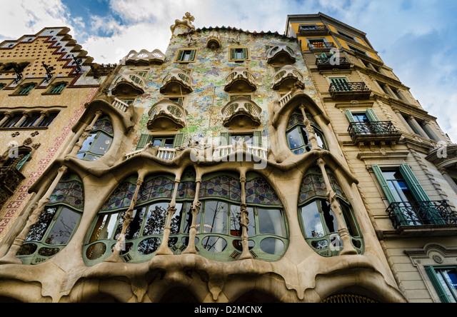 Modernista stock photos modernista stock images alamy - Casa modernista barcelona ...