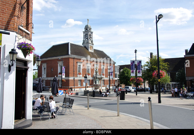 Braintree United Kingdom  City pictures : Braintree Town Centre England Uk Stock Photos & Braintree Town Centre ...