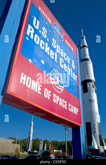 us space and rocket center sign - photo #6