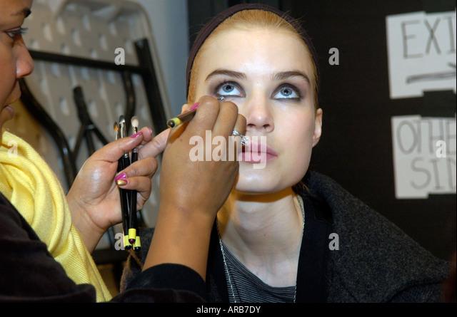 Models Backstage Fashion Show Stock Photos & Models ...