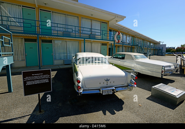 lorraine motel stock photos lorraine motel stock images alamy. Black Bedroom Furniture Sets. Home Design Ideas