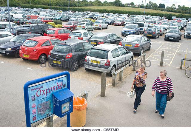 Pear Tree Car Park Oxford
