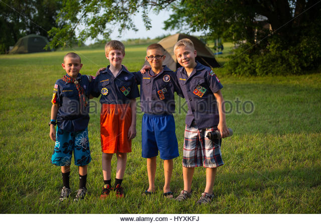 boy scout camp stock photos boy scout camp stock images alamy