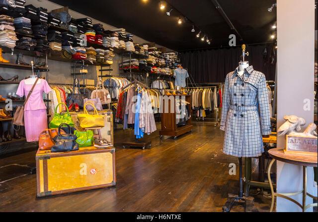 San francisco boutique clothing stores