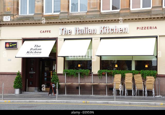 Cafe Exchange Street Dundee
