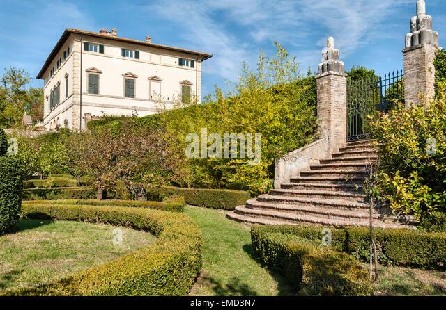 italian renaissance garden stock photos italian renaissance garden stock images alamy. Black Bedroom Furniture Sets. Home Design Ideas