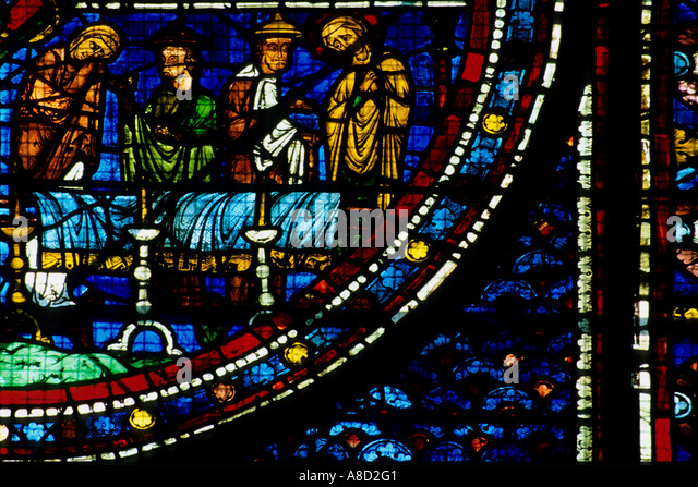 Stained Glass Lazarus Stock Photos & Stained Glass Lazarus ...