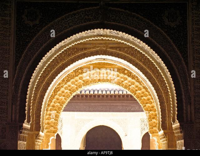 Sala De Los Abencerrajes Stock Photos & Sala De Los Abencerrajes Stock Im...