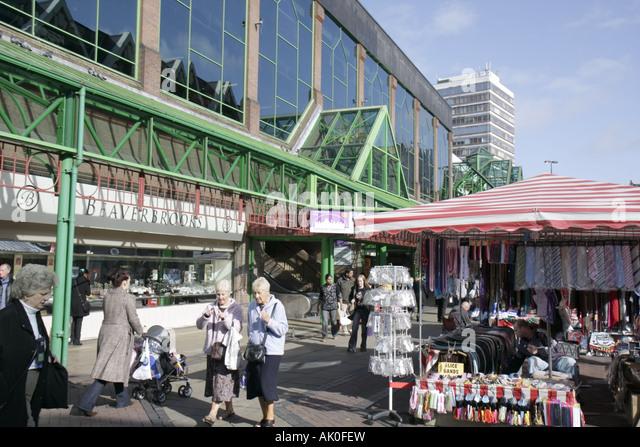 UK, England, Liverpool, Clayton Square Shopping Centre, - Stock Image