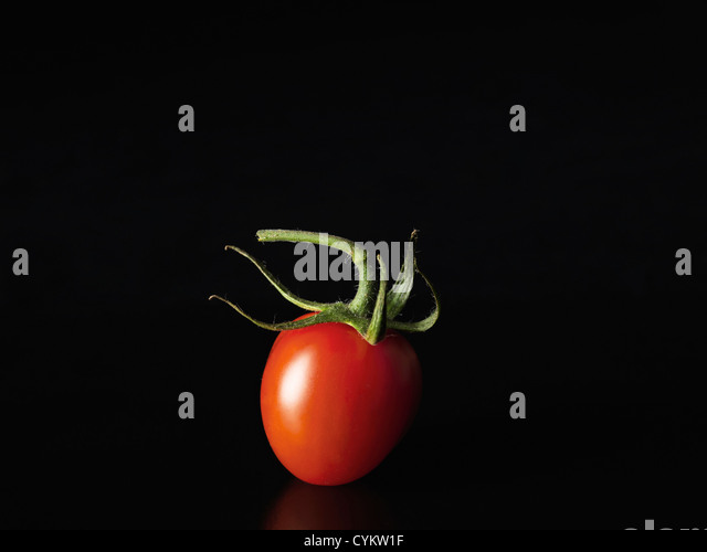 Close up of tomato - Stock Image