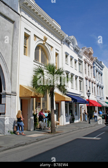 King Street, Charleston SC One of the world's most sought after shopping destinations, located in the heart of historic Charleston ~ America's most visited city. Get Directions.