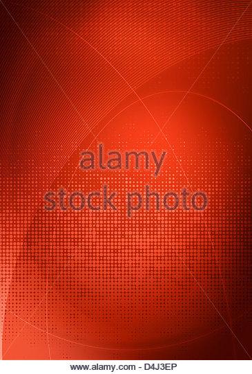 digital graphic background - Stock Image