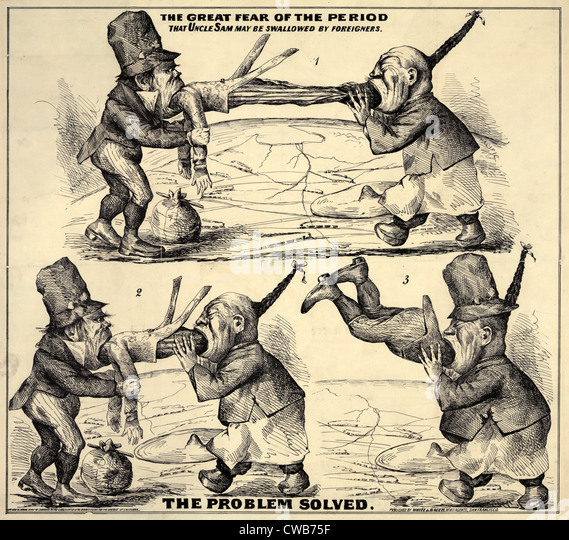 the american struggle with the issue of immigration The struggle for economic equality (1900-1950s) immigration from outside the united states was largely curtailed many african american veterans saw the struggle for civil rights at home as an issue that needed to be addressed.
