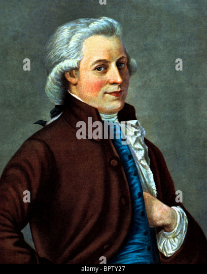 a biography of wolfgang amadeus mozart the composer Wolfgang amadeus mozart biography - wolfgang amadeus mozart, simply referred to as mozart, was born in 1756 in the austrian town of salzburg the youngest of seven siblings, mozart displayed.