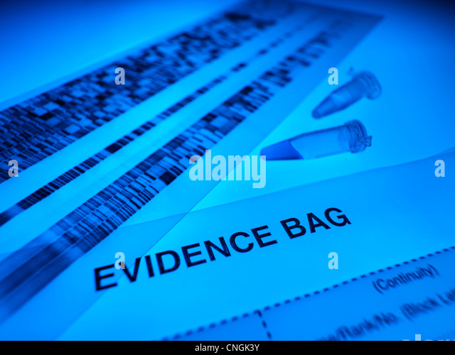 dna testing and evidence in forensic science Dna profiling is the process of determining an individual's dna characteristics, called a dna profile, that is very likely to be different in unrelated individuals, thereby being as unique to individuals as are fingerprints (hence the alternative name for the.