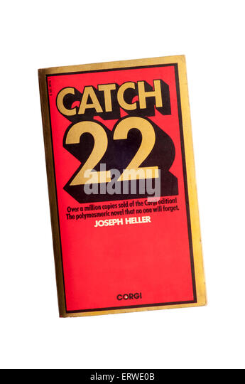 an analysis of joseph hellers catch 22 Catch 22 [joseph heller] on amazoncom free shipping on qualifying offers.