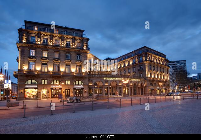 Hotel Steigenberger Frankfurter Hof Frankfurt