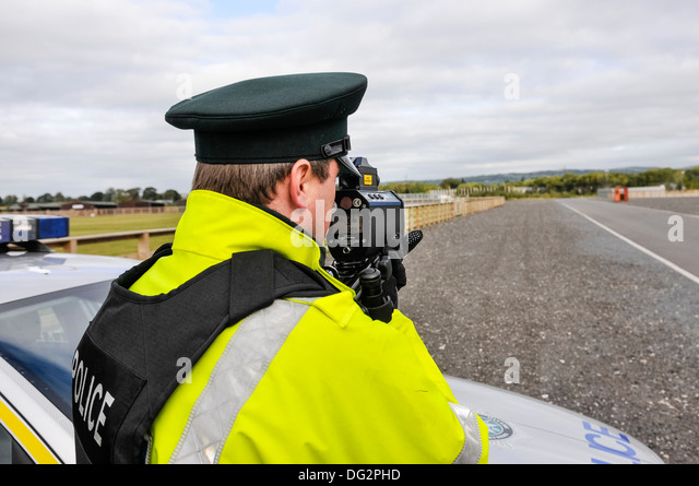 How the Officer Measured Your Speed