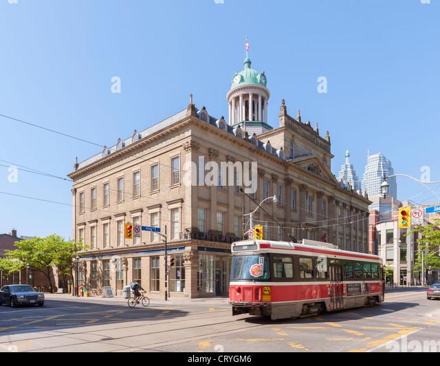 St Lawrence Hall, Toronto - Stock Image