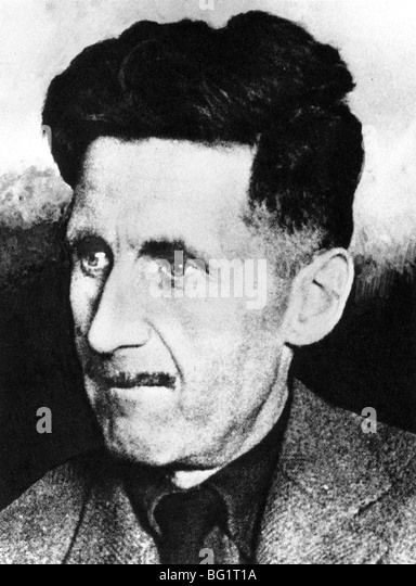 A biography of eric arthur blair george orwell
