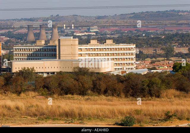 Pretoria west Hospital - Stock Image