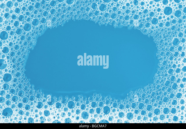foam texture closeup - Stock-Bilder