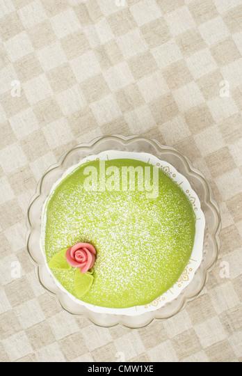 Close-up of cake - Stock-Bilder