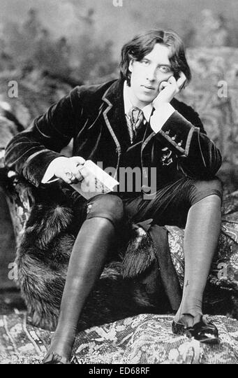 New Biography Reveals Possible Identity of Oscar Wilde's San Francisco Paramour