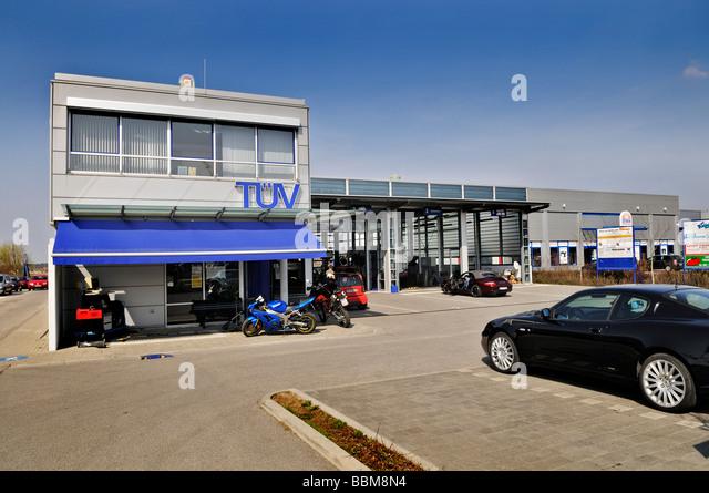 Motor vehicle inspection stock photos motor vehicle for Nj state motor vehicle inspection stations