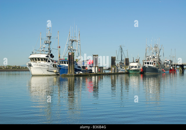 Vancouver Island Commercial Fishing Boats For Sale