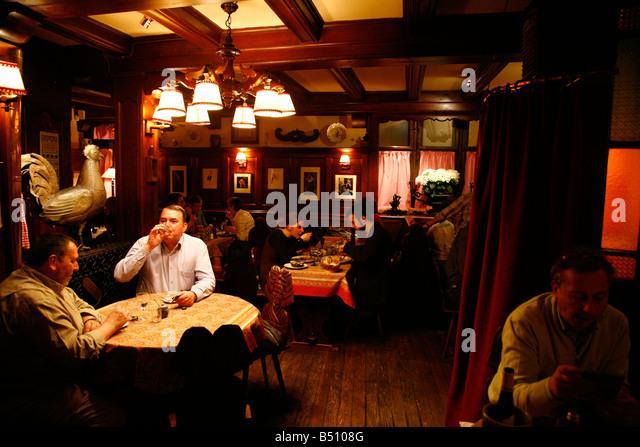 Restaurant Chez Yvonne Strasbourg France