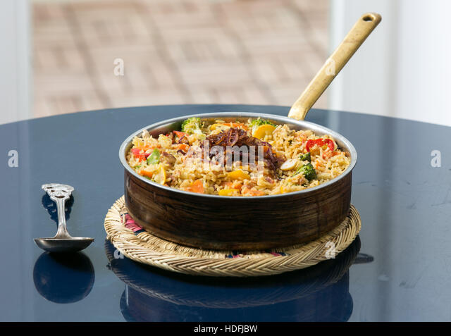 Biriyani and india stock photos biriyani and india stock for Ayurvedic cuisine