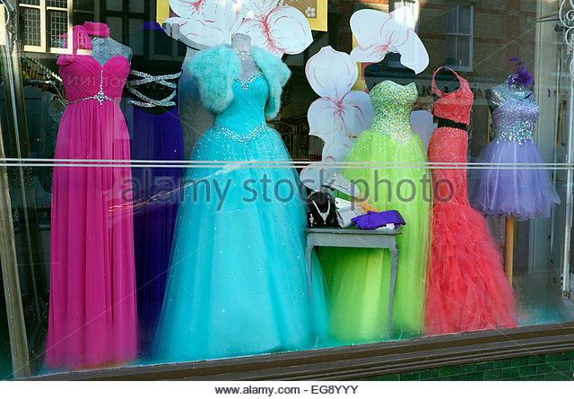 Vintage Wedding Dresses East Sussex: Vintage Fashion Mannequins Stock Photos & Vintage Fashion