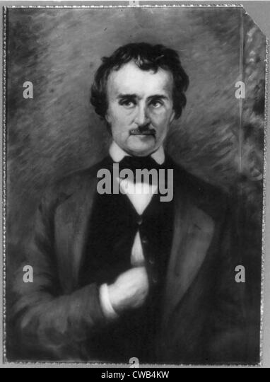 a history of edgar allan poe an american writer How did edgar allan poe influence literary history on writers today edgar allan poe had the one american, but also the one writer in.