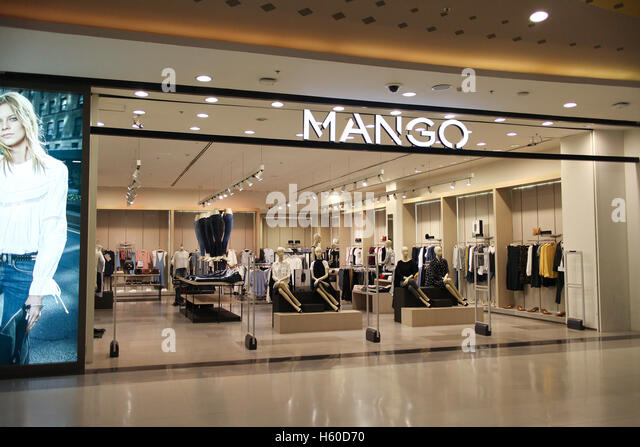 B Moss Clothing Store Website