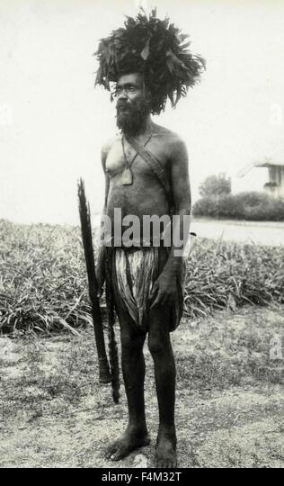 Initiation ceremony circa 1930 - 2 part 7