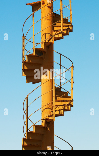 Staircase Section Tower : Eiffel tower staircase stock photos