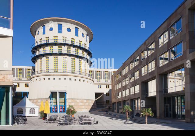 James stirling stock photos james stirling stock images for Stuttgart architecture