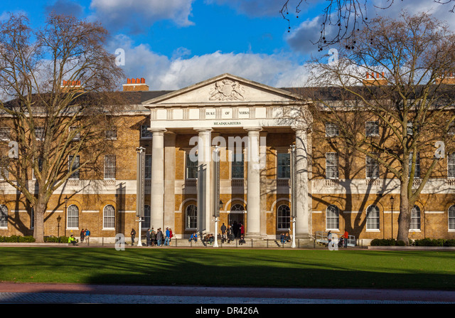 The Duke of York's Headquarters, The Saatchi Gallery, London - Stock Image