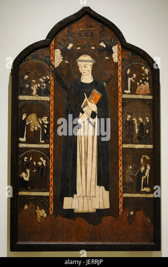 an analysis of the altarpiece of saint peter San marco altarpiece (1438-40) by fra angelico the san marco altarpiece was removed and dismembered in the seventeenth century during the renovation of the church belonging to the convent of san marco and dedicated to the two medical saints, cosmas and damian.
