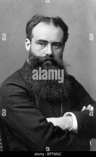 HERMANN SUDERMANN WRITER AUTHOR (1897) - Stock Image