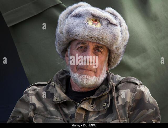 Shapka Ushanka Stock Photos & Shapka Ushanka Stock Images - Alamy Ushanka Soldier