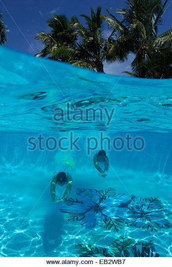 Teenage Boys Diving Swimming Stock Photos Teenage Boys Diving Swimming Stock Images Alamy