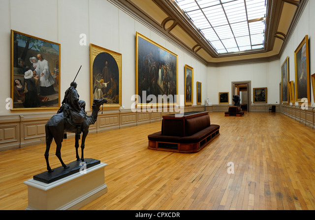Musee des beaux arts stock photos musee des beaux arts stock images alamy - Musee des arts de nantes ...