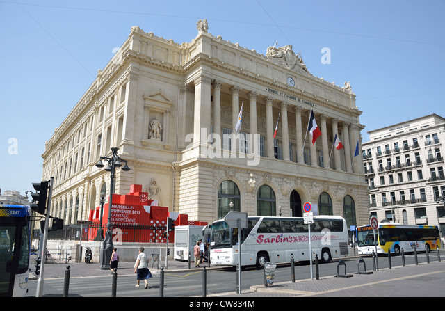 Bourse du commerce stock photos bourse du commerce stock for Chambre de commerce et industrie marseille
