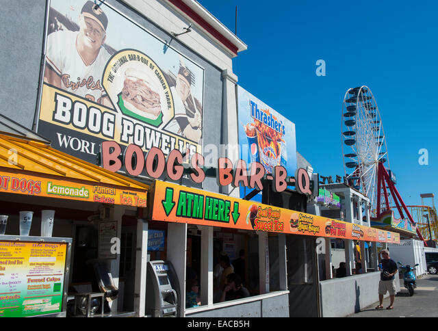 Fast Food Restaurants In Ocean City Maryland