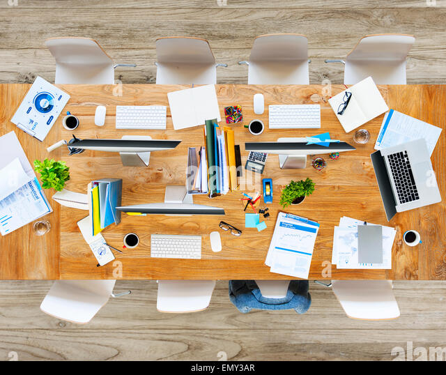 Messy Office Kitchen: Messy Office Table Stock Photos & Messy Office Table Stock