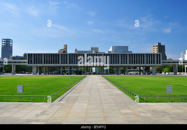 Hiroshima Peace Park Stock Photos & Hiroshima Peace Park Stock Images - A...
