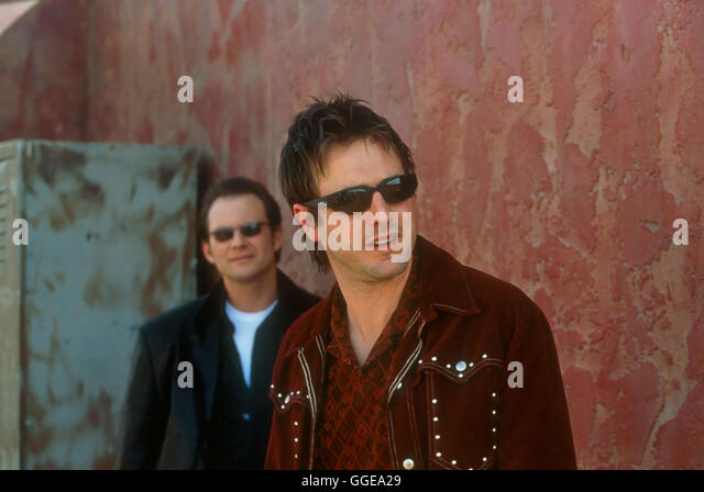 ACK49972.jpg 3000 MILES TO GRACELAND   / 3000 Miles To Graceland USA 2002 / Demian Lichtenstein Gus (DAVID ARQUETTE - Stock Image
