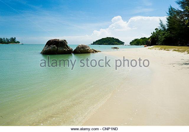 Pantai Kok, Pulau Langkawi, Malaysia - Stock Image